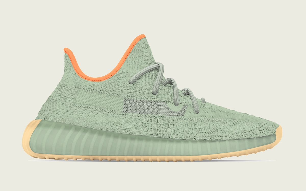 "adidas YEEZY 350 V2 ""Desert Sage"" Tipped for 2020 Release"