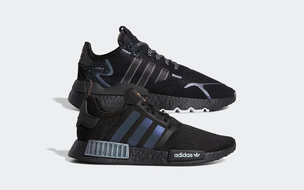 "adidas Revive ""Reflective Xeno"" on the NMD and Nite Jogger"