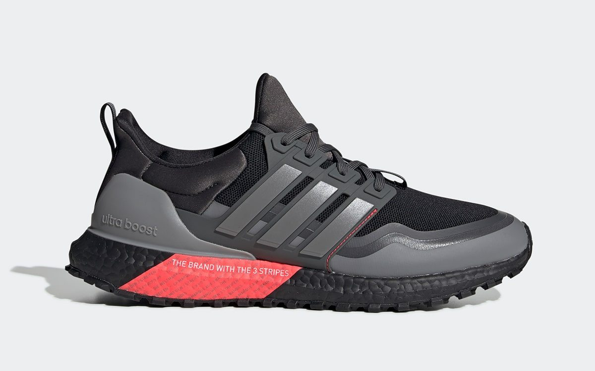 Available Now // adidas Ultra BOOST All Terrain Boasts Bold Black and Red
