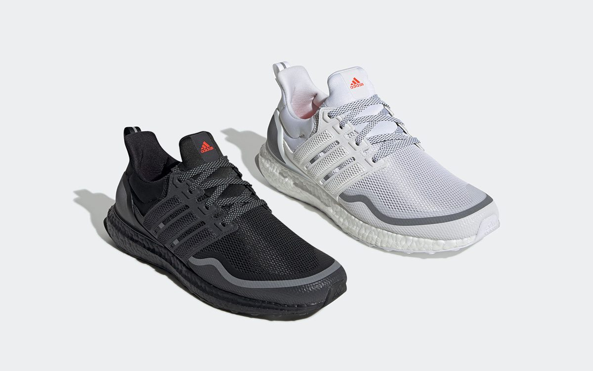 The adidas Ultra BOOST Arrives With Durable Double Mesh and Heavy Reflective Hits