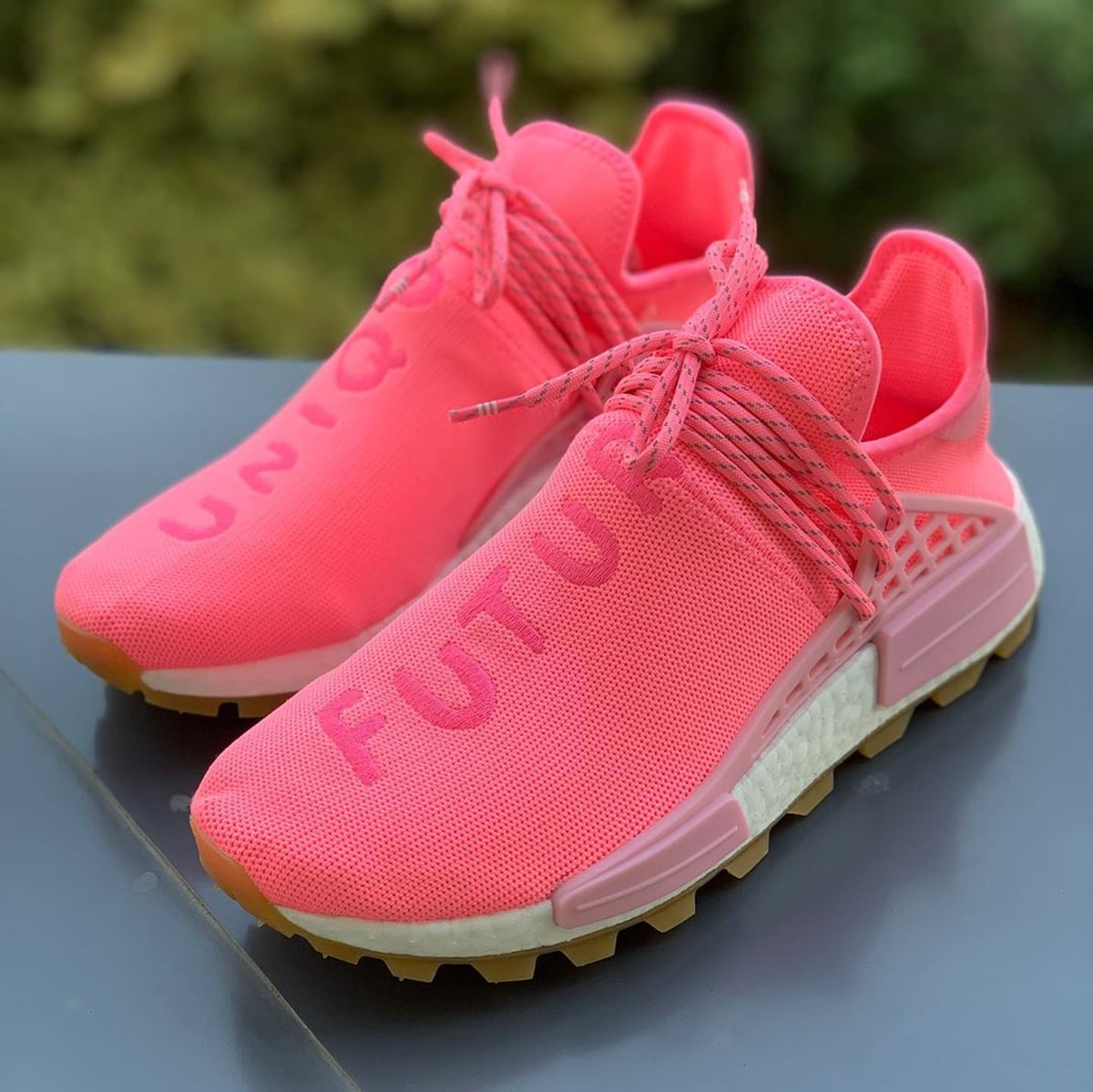 First Look At The Pharrell Williams x adidas NMD Hu