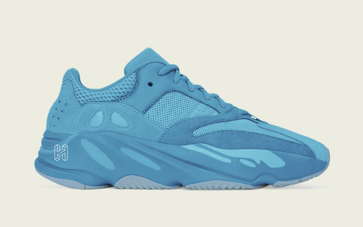 "YEEZY 700 V1 ""CARBLU"" Coming in 2020"