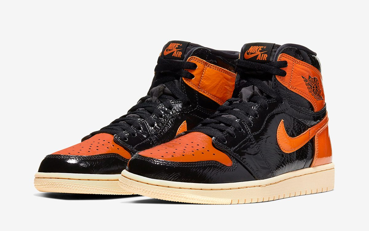 "Where to Buy the Air Jordan 1 ""Shattered Backboard"" 3.0"