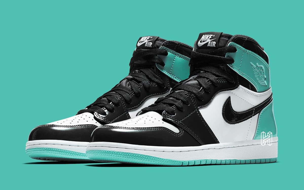"Air Jordan 1 High Patent ""Aurora"" Arriving Spring 2020"