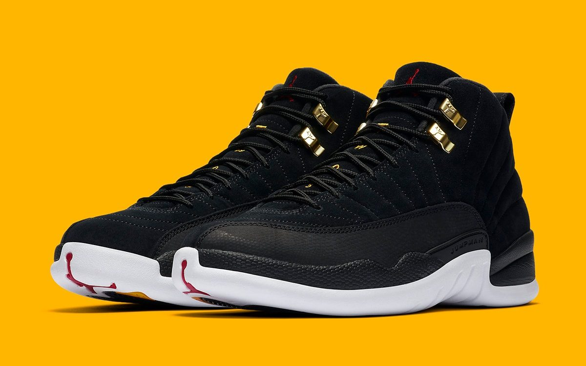 "Where to Buy the Air Jordan 12 ""Reverse Taxi"""