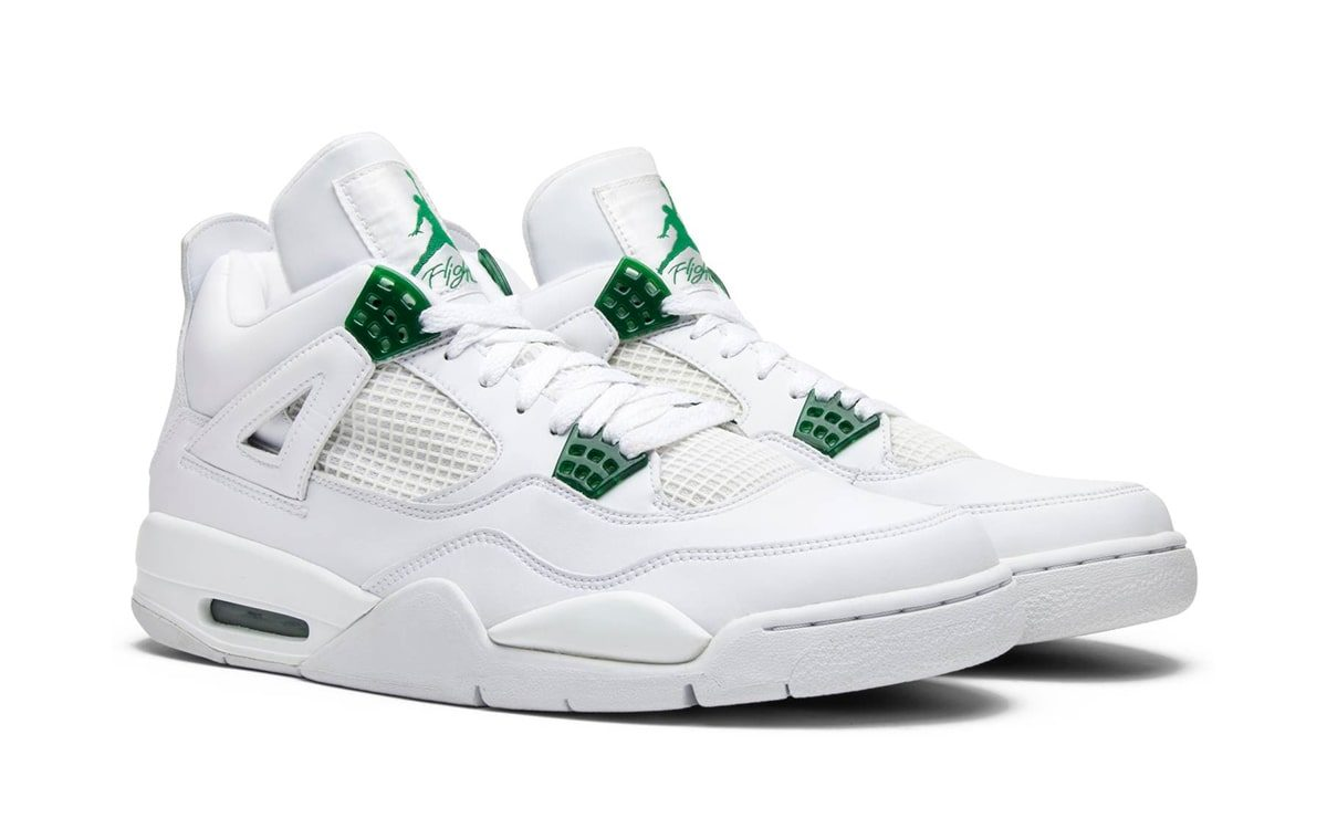 "Air Jordan 4 ""Classic Green"" Returning in 2020"