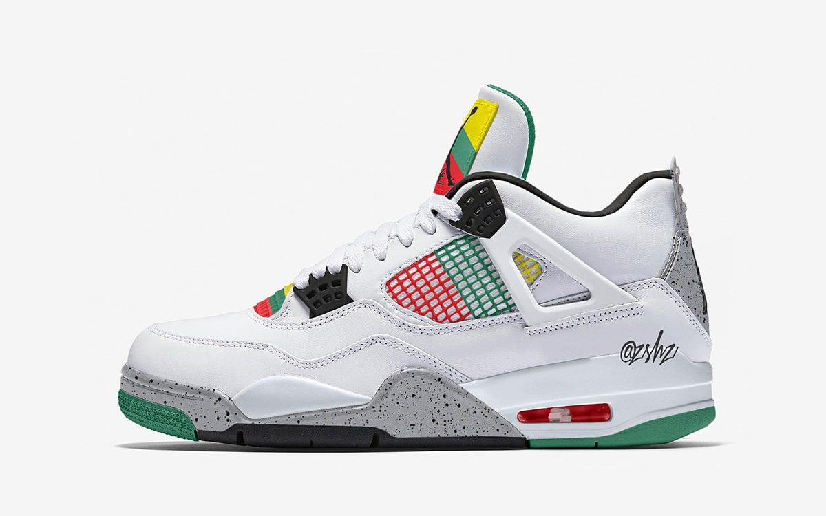 "Air Jordan 4 ""Do The Right Thing"" Releases April 16th"