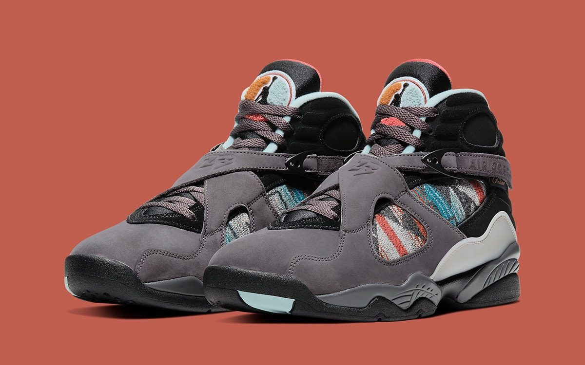 Official Looks at the N7 Air Jordan 8