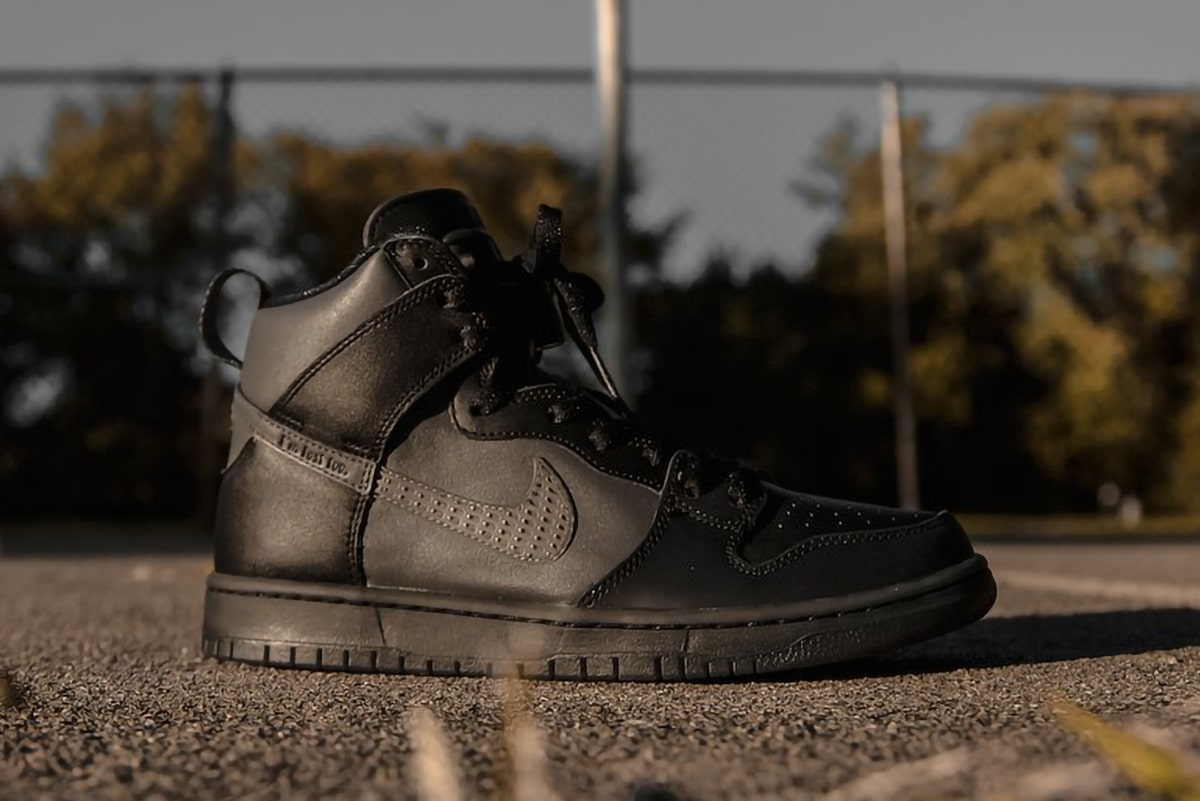 FORTY PERCENT AGAINST RIGHTS X DUNK HIGH SB
