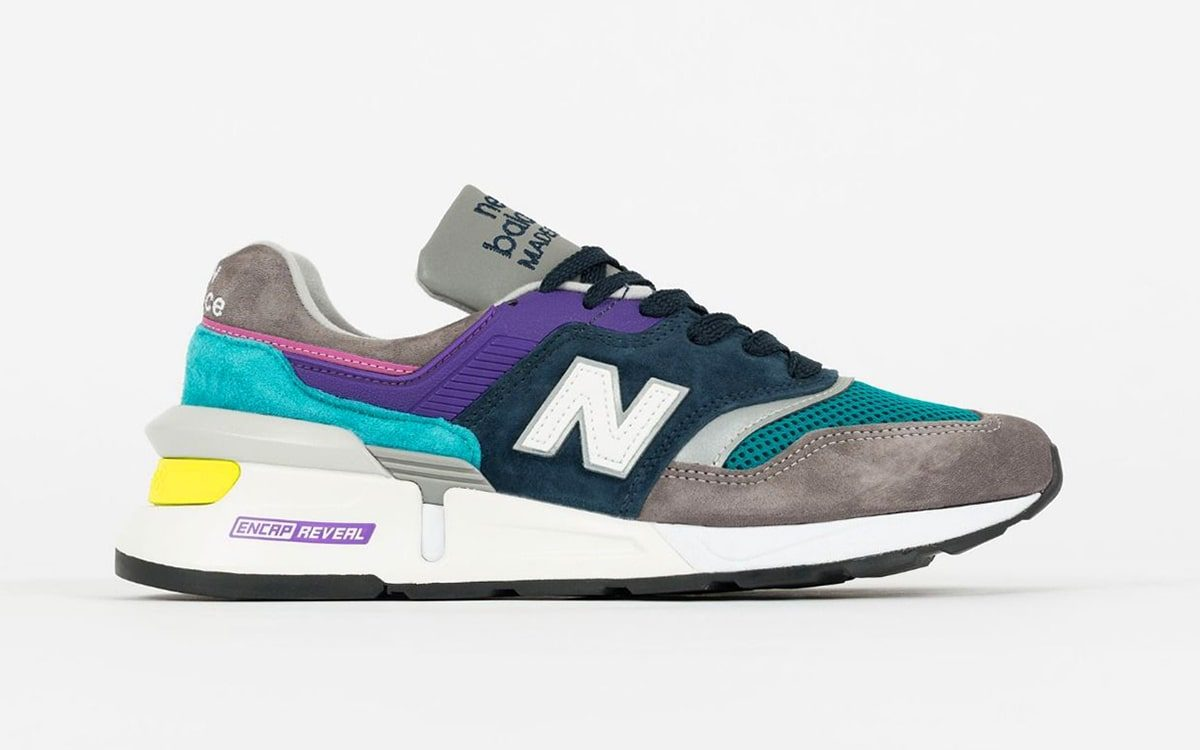 Available Now // New Balance 997S Fusion