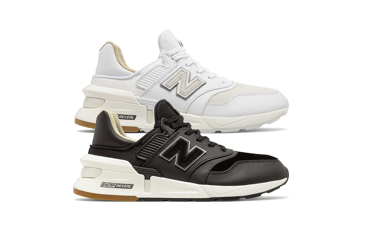 "Available Now // New Balance 997s ""Suede Toe"" Pack"
