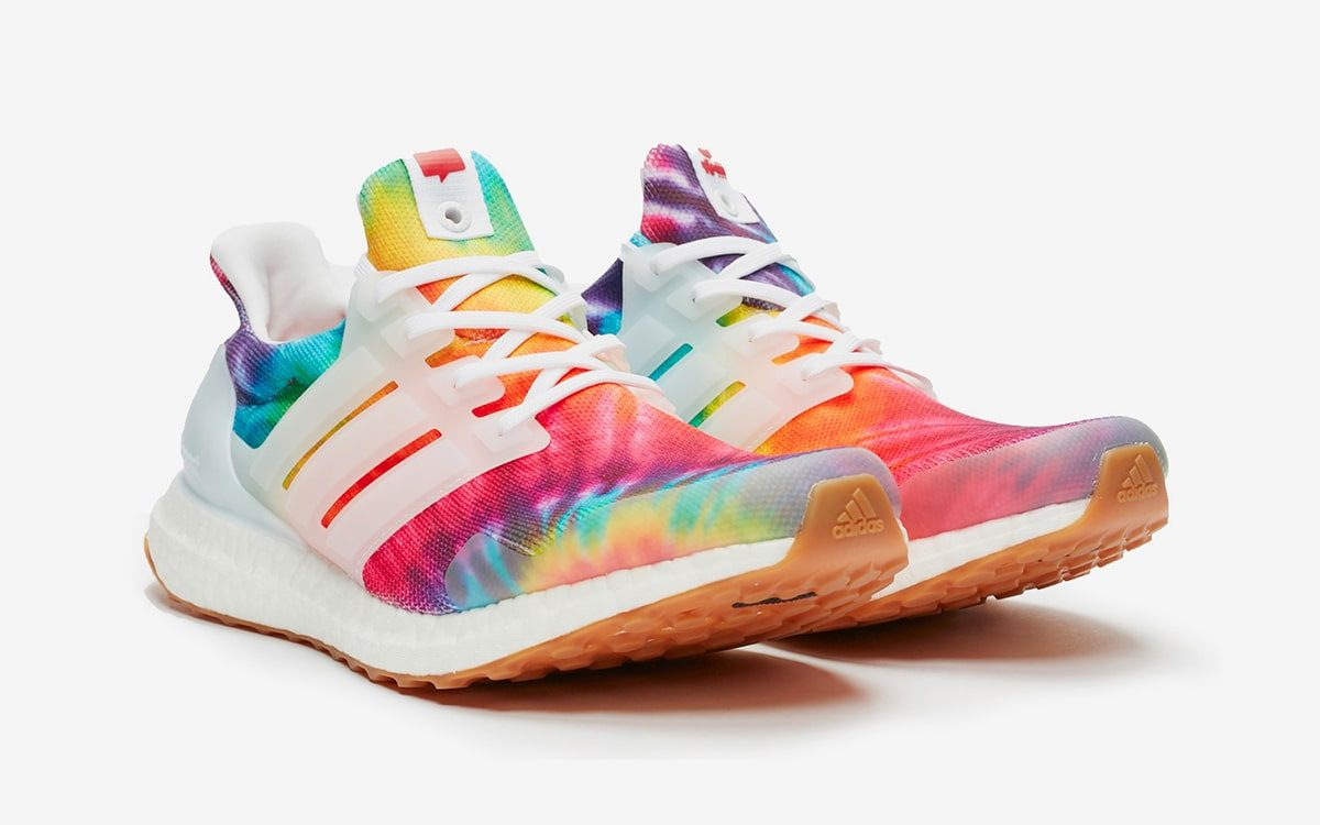 RESTOCK // Nice Kicks Celebrate Woodstock's 50th Anniversary with This Trippy Tye-Dyed Ultra BOOST