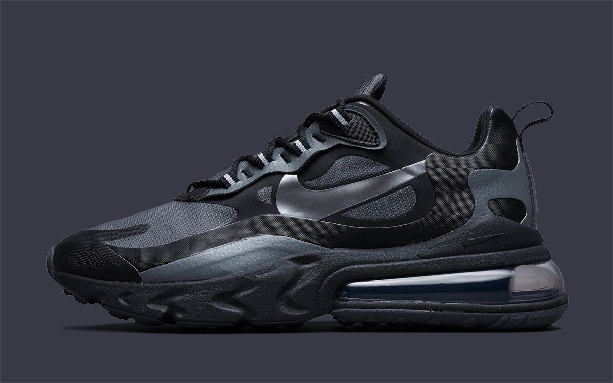 Available Now Nike S Air Max 270 React Gets Winterized House