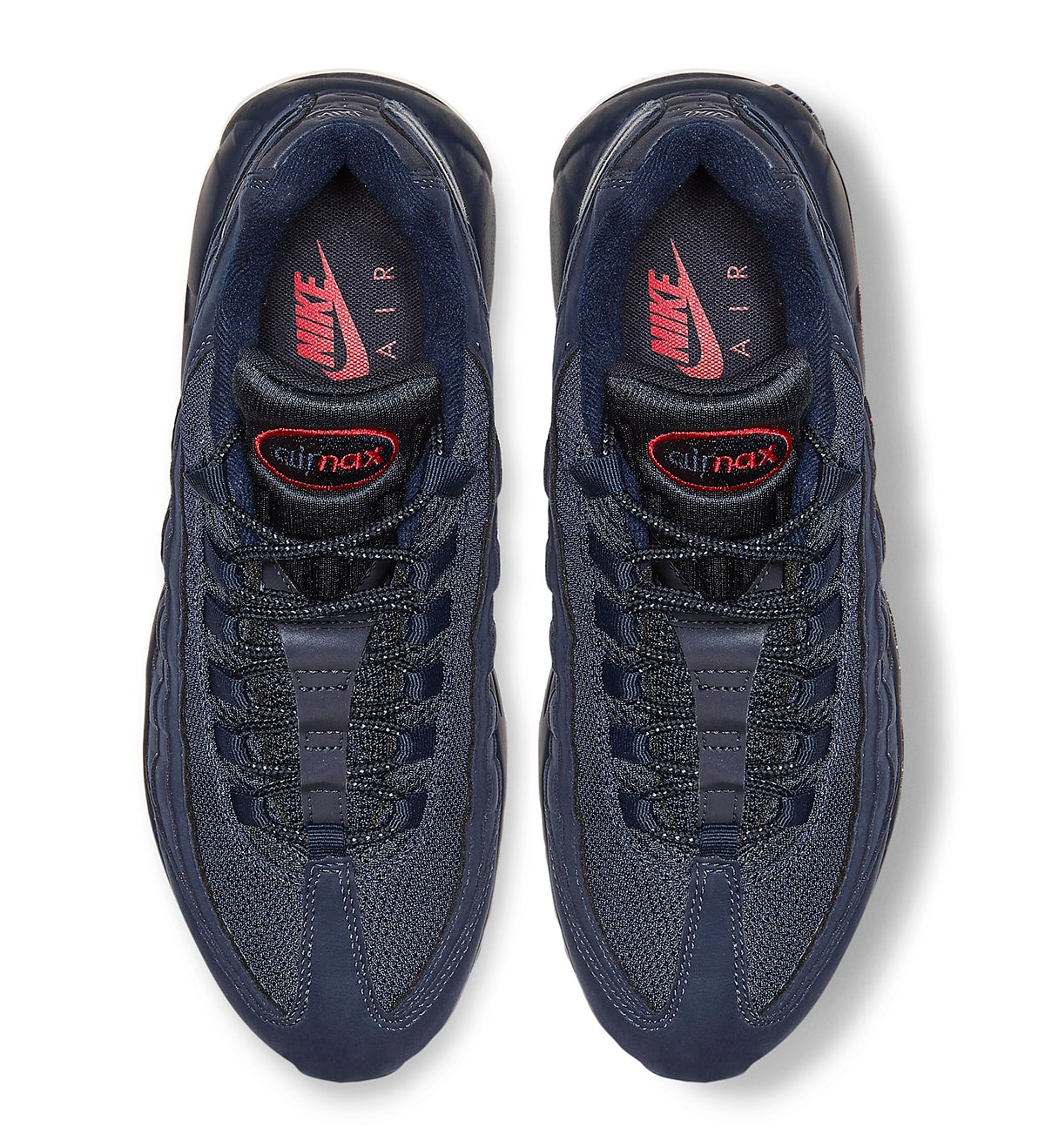 Available Now The Nike Air Max 95 Looks Nice in Navy