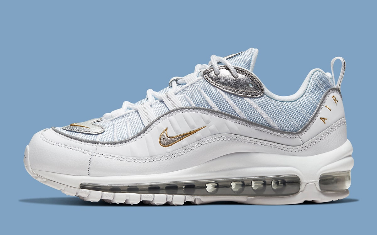 These Icy Air Max 98s Are Available Now - HOUSE OF HEAT ...