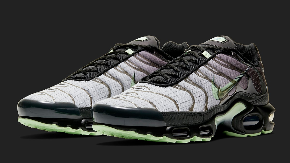 The Nike Air Max Plus Is Next To Go Green Glow House Of Heat