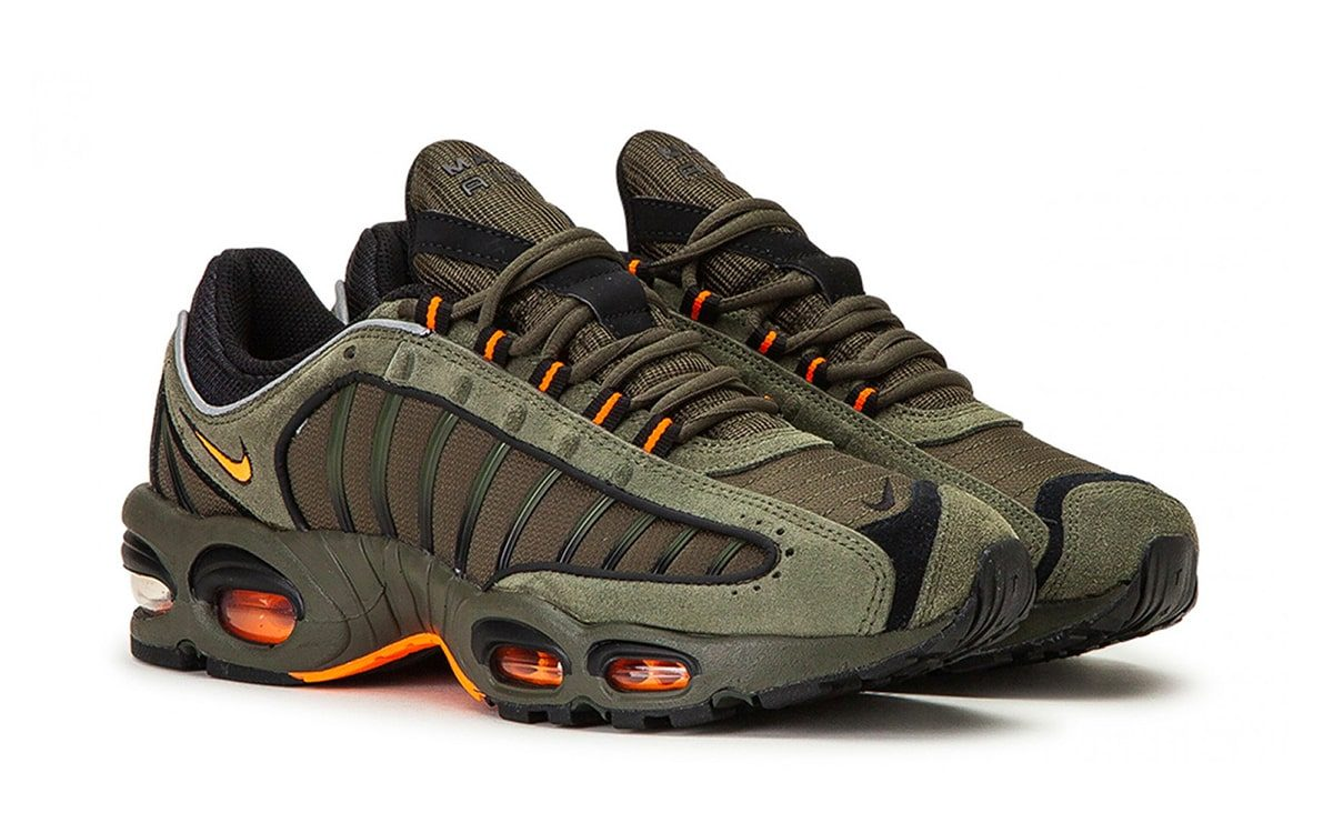 The Nike Air Max Tailwind IV Arrives in an Undeniably