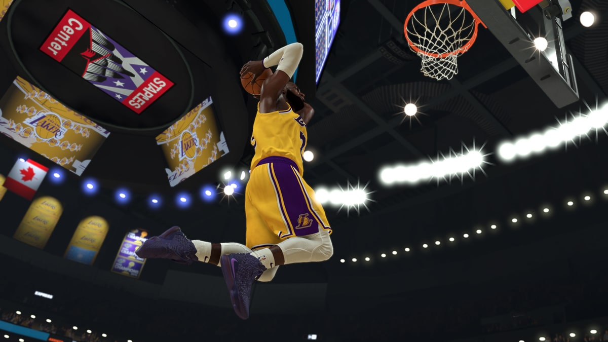 Nike Partners With NBA 2K20 For Unlockable Gamer Exclusive