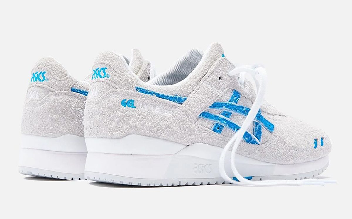 "Ronnie Fieg and ASICS Celebrate Decade-Long Partnership with ""Super Blue"" GEL-Lyte 3 Collection"