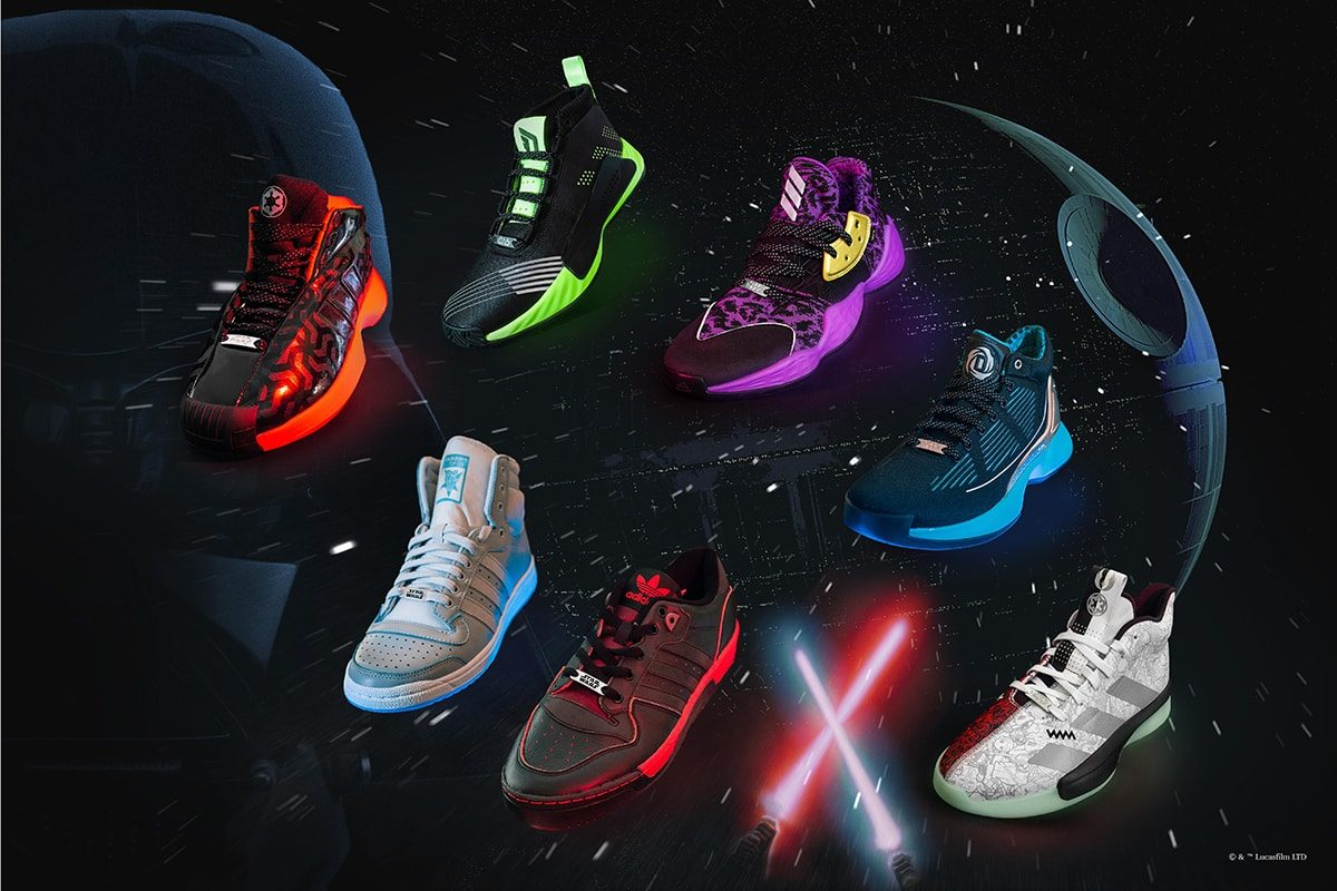 adidas Officially Unveil the 2019 Star Wars Collection