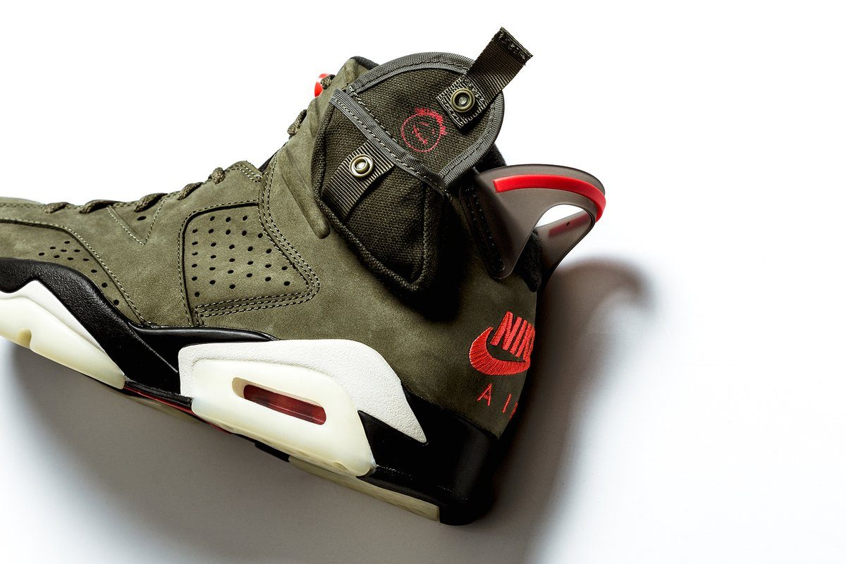 air jordan 6 travis scott raffle