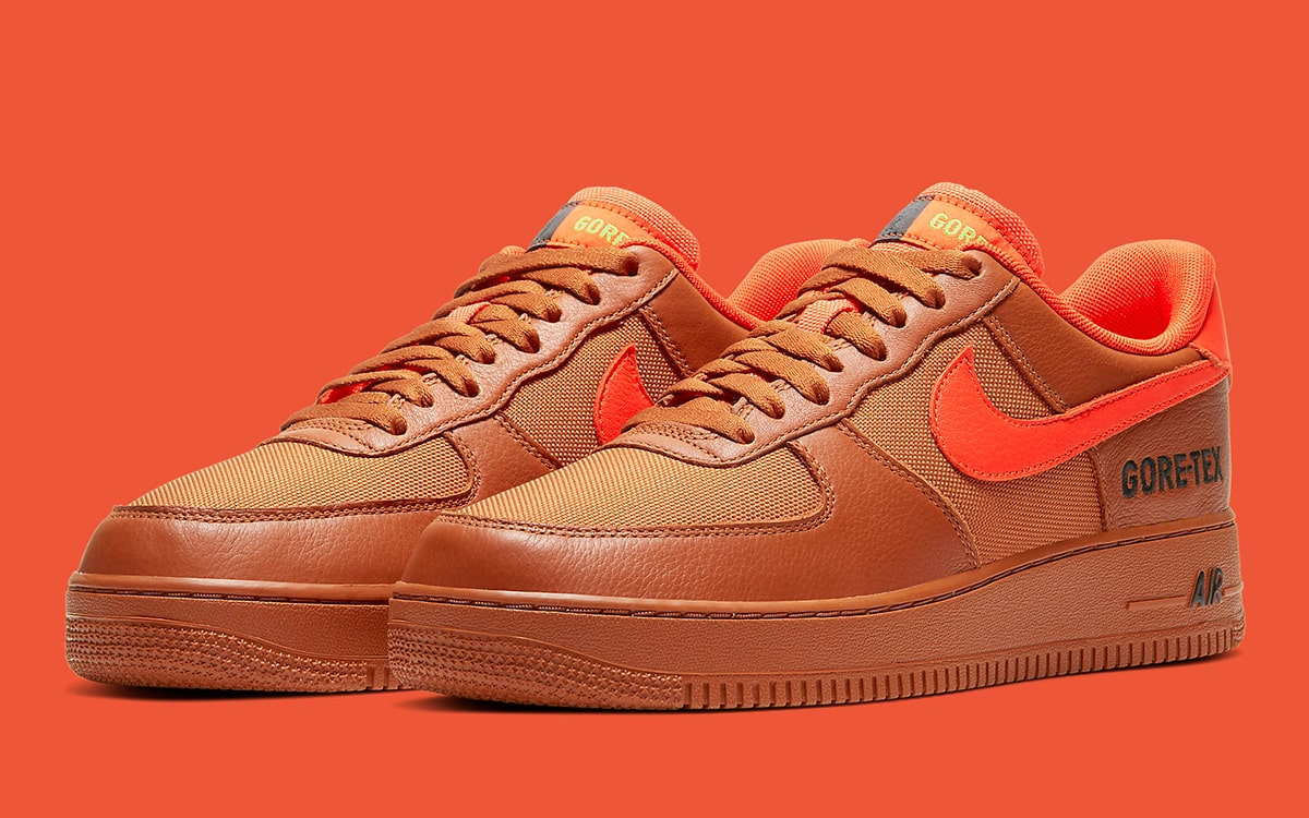 Two New Colorways of the Nike Air Force