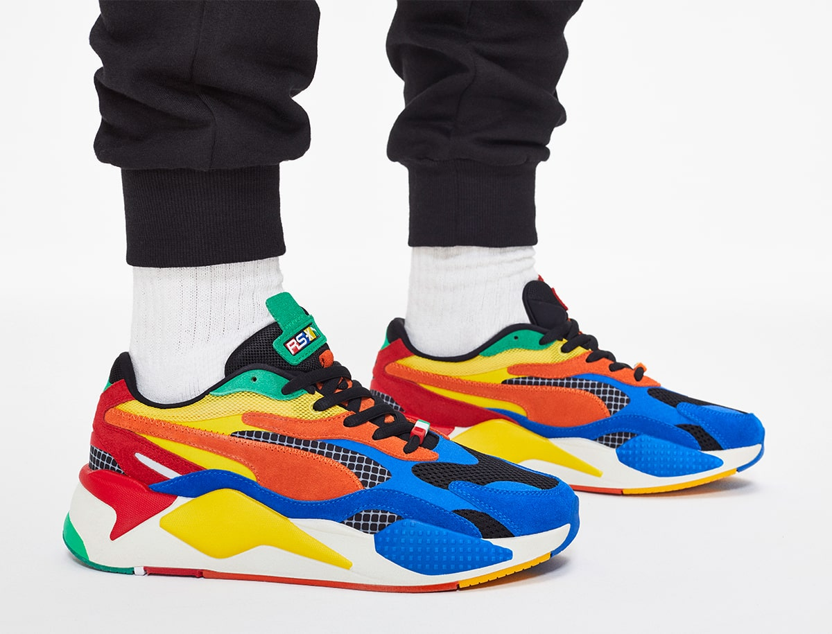 Puma Celebrate New Sonic The Hedgehog Film With Collaborative Footwear And Apparel Capsule House Of Heat Sneaker News Release Dates And Features