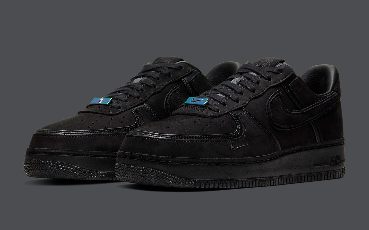textura respuesta la licenciatura  A Third A Ma Maniére x Nike Air Force 1 Appears! - HOUSE OF HEAT | Sneaker  News, Release Dates and Features