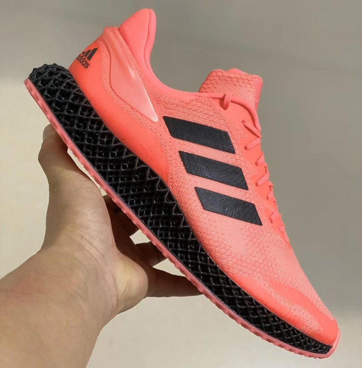 adidas 4D Futurcraft Finally Surfaces in Black