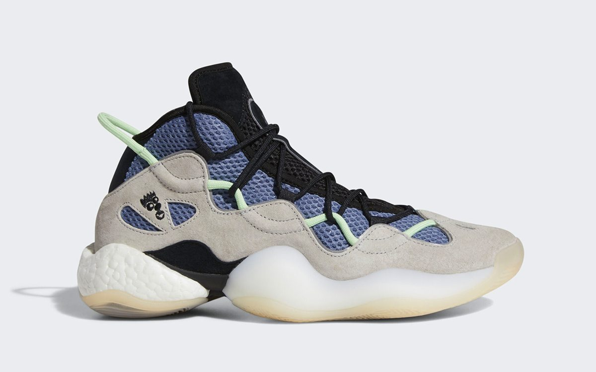 adidas Crazy BYW 3 Expected to Debut Next Month