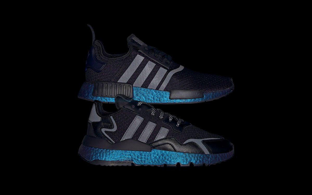Metallic BOOST Added to the adidas Nite Jogger and NMD for December