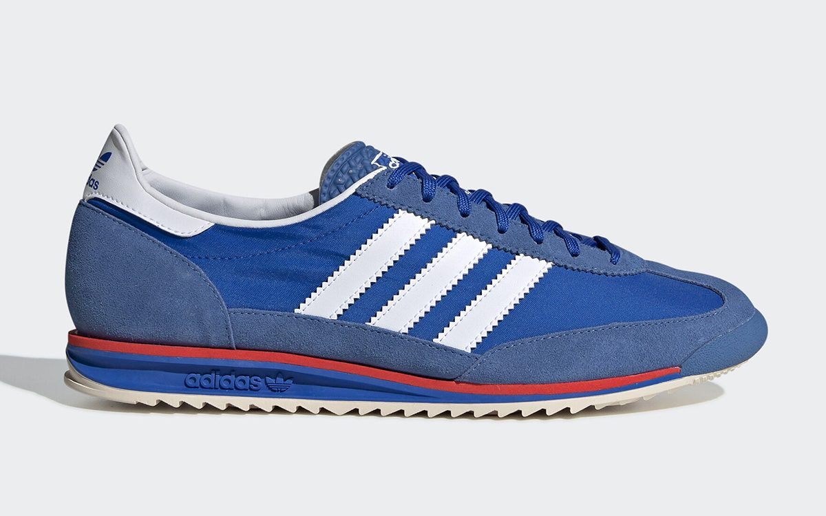 adidas Reinstate an (Almost) OG Edition of the SL 72