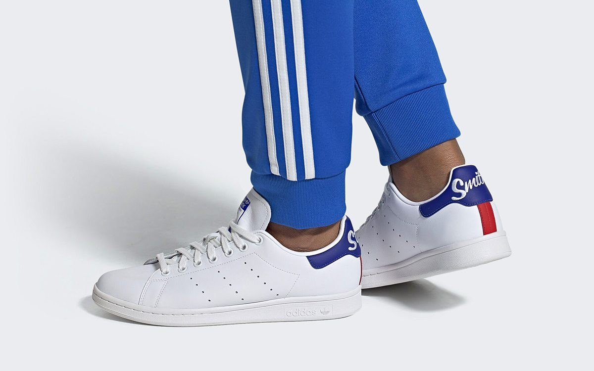 "adidas Stan Smith ""Script"" Appears in Americana Colors"