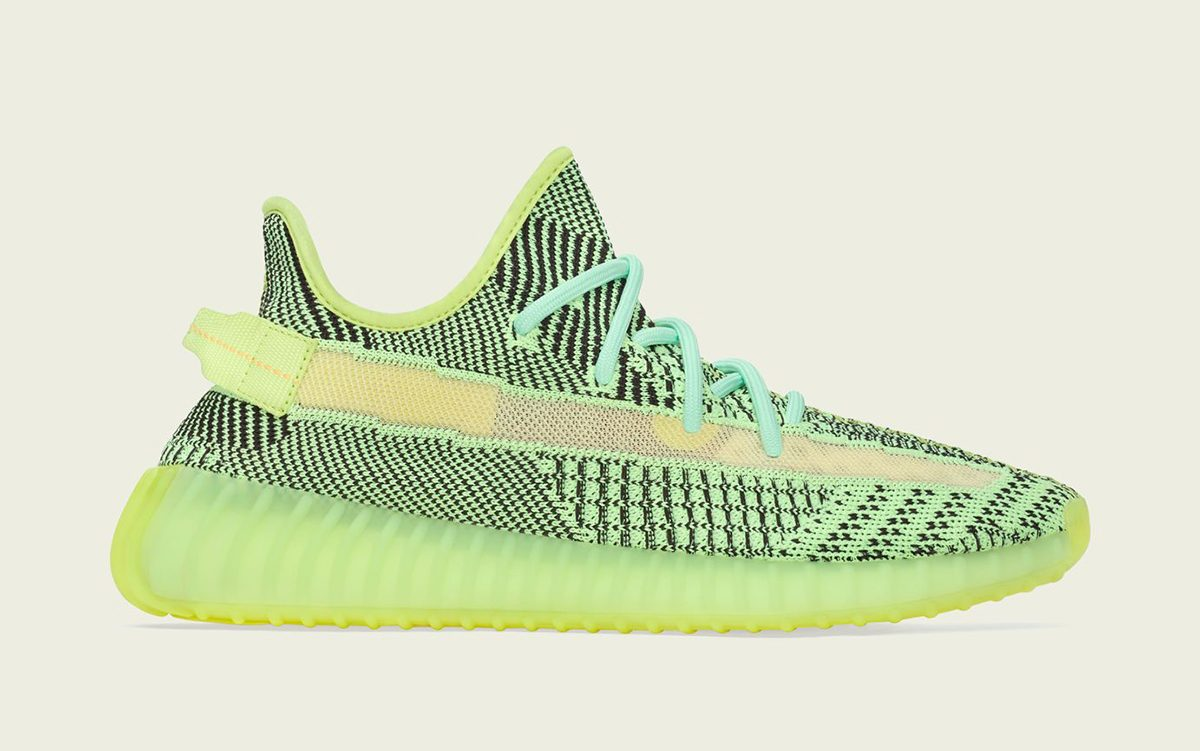 "Official Looks at the YEEZY 350 v2 ""YEEZREEL"""