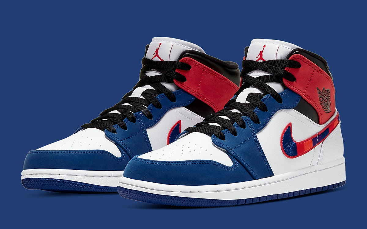 Available Now This Mid Mimics Two Air Jordan 1s From 2018