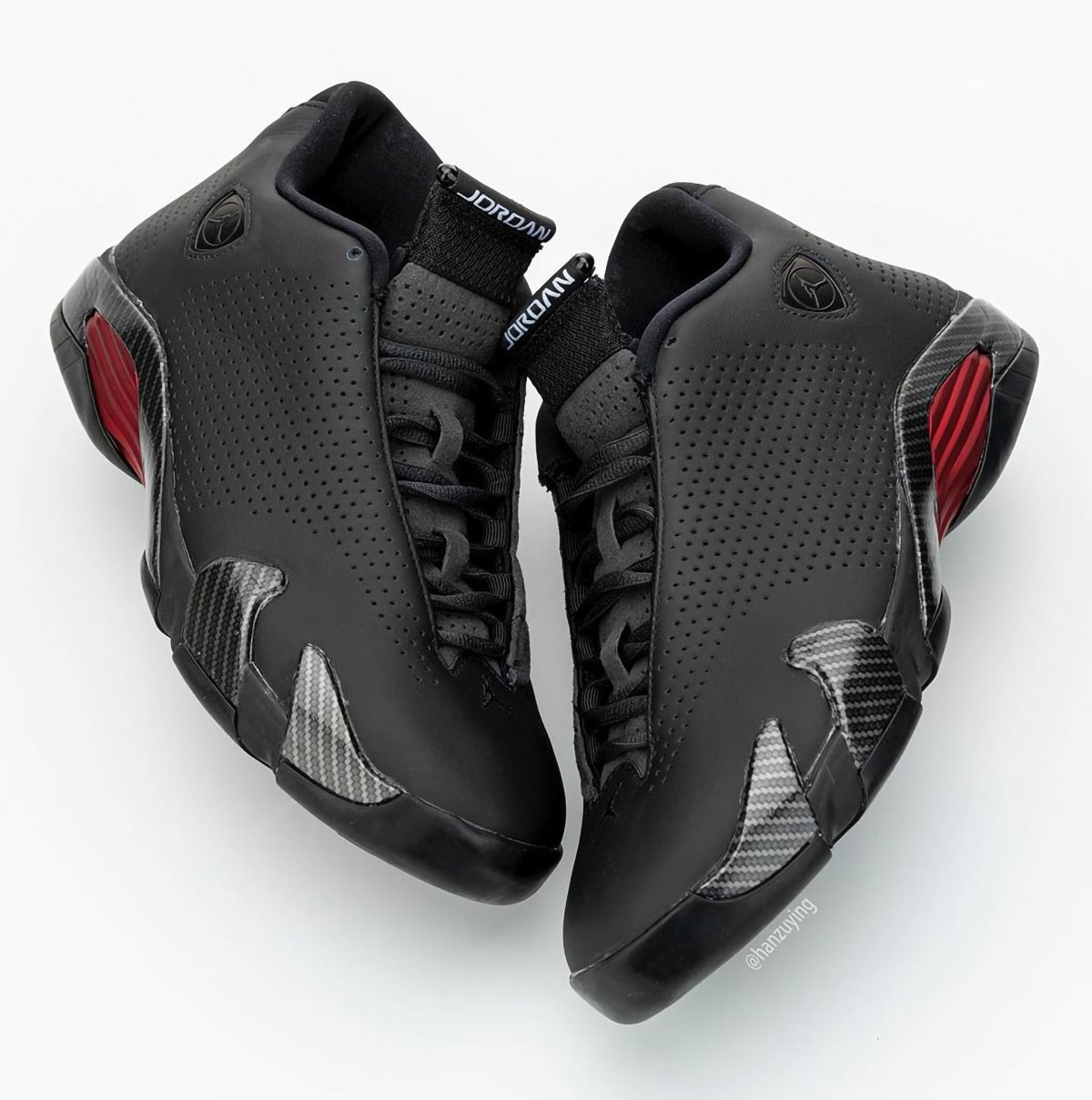 Where To Buy Cyber Monday S Air Jordan 14 Black Ferrari House Of Heat