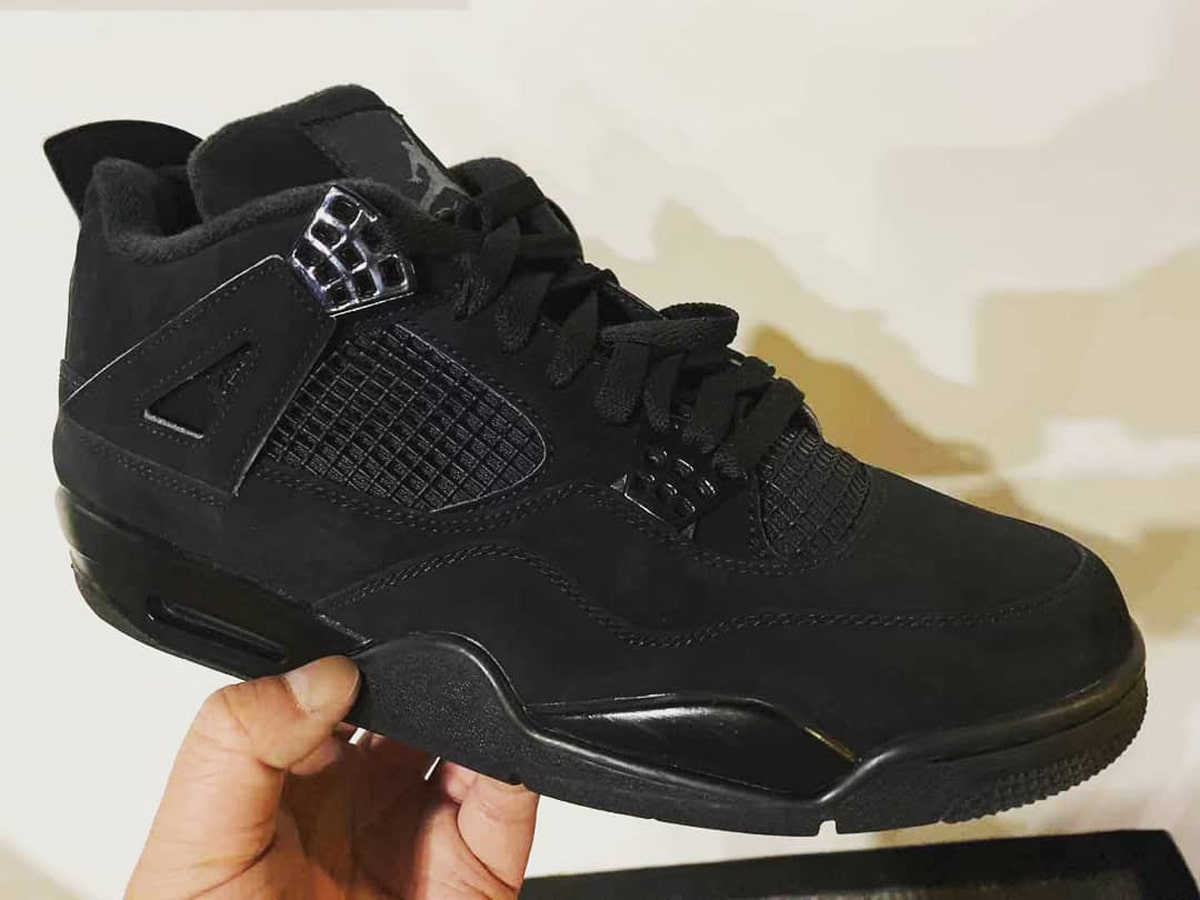 Where To Buy Tomorrow S Black Cat Air Jordan 4 House Of Heat Sneaker News Release Dates And Features