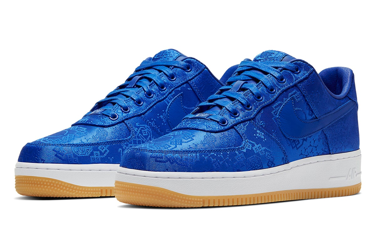 pakistaní bolígrafo repentino  Where to Buy the CLOT x Nike Air Force 1 Low