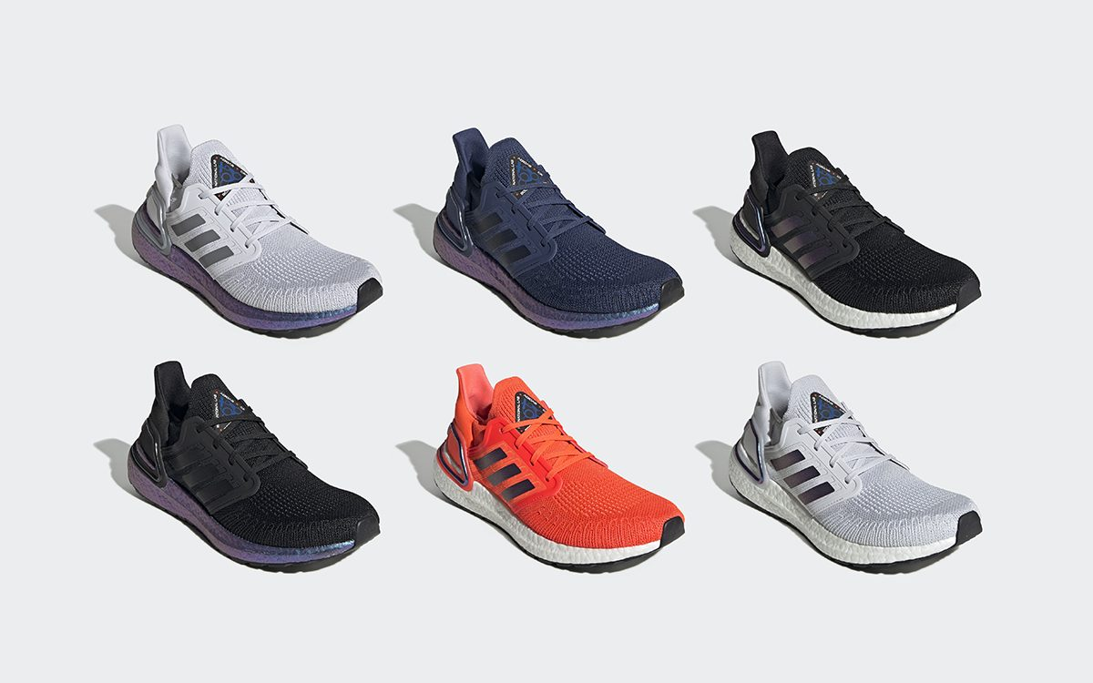 Official Looks at the Interstellar ISS US National Lab x adidas Ultra BOOST 2020 Collection