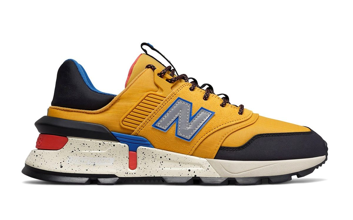 Available Now // New Balance 997 Sport Just Dropped in Three New Colorways