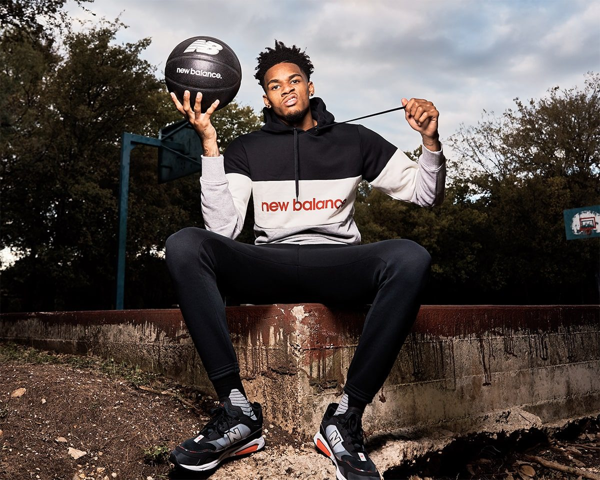 New Balance Adds Dejounte Murray to Their Slowly-Growing Hoops Roster