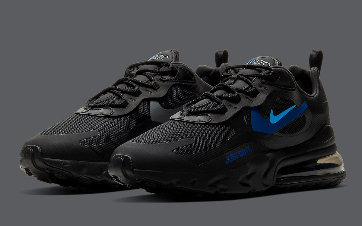 Available Now Nike Air Barrage Is Back In Black House Of Heat