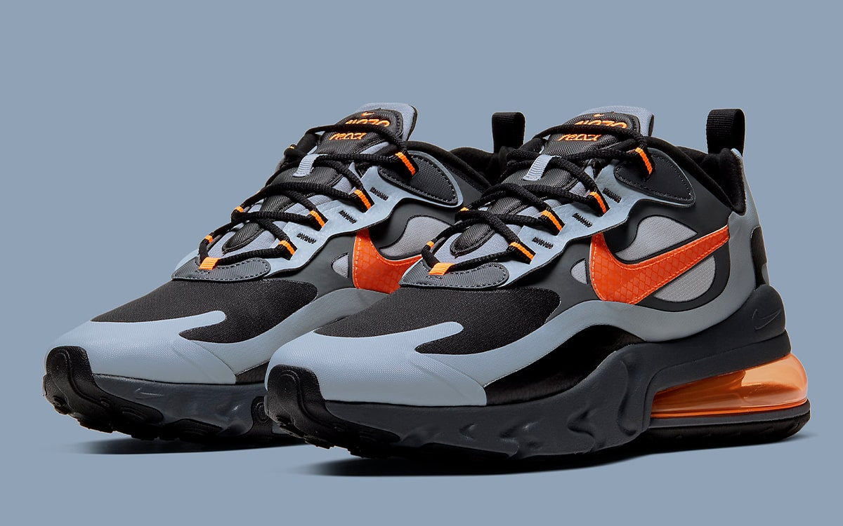 Available Now Nike Air Max 270 React Winter Slate House Of
