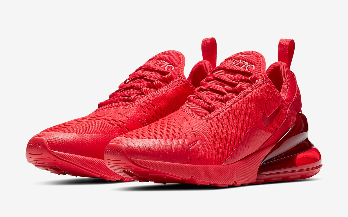 Available Now // Nike Air Max 270