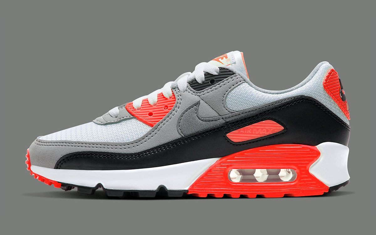 "Where to Buy the Nike Air Max 90 ""Infrared"" OG"