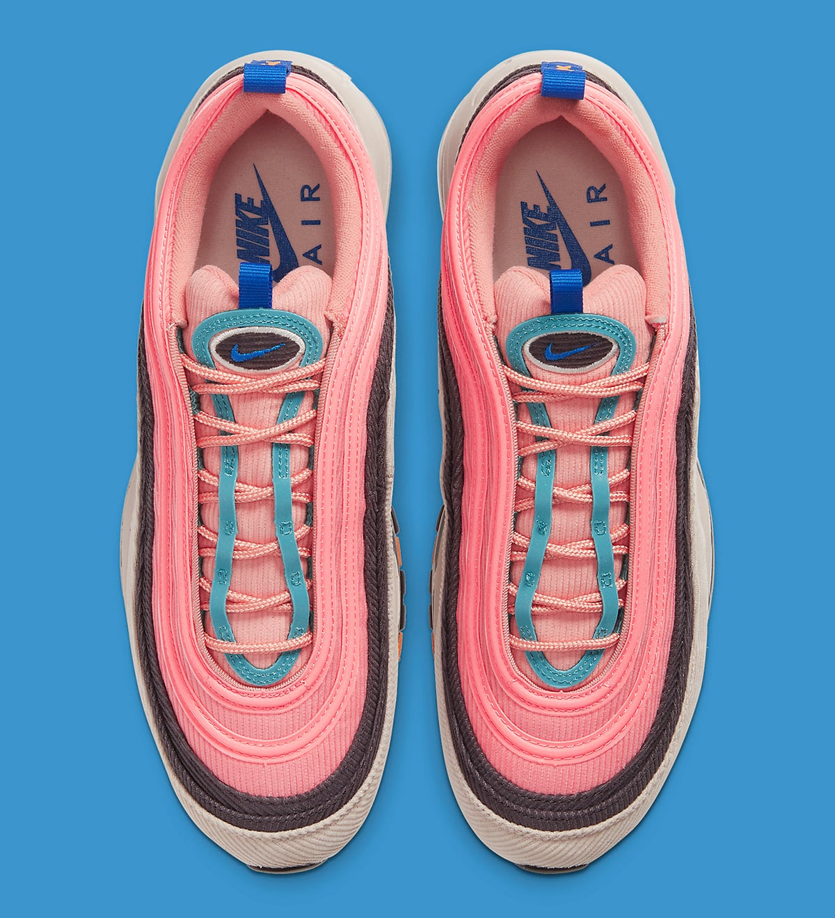 Nike Air Max 97 Corduroy Pack Channels Sean Wotherspoon S Iconic