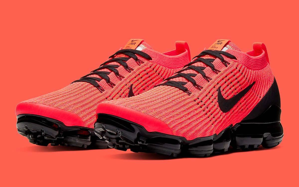 Nike Air VaporMax Flyknit 3 is Full-On