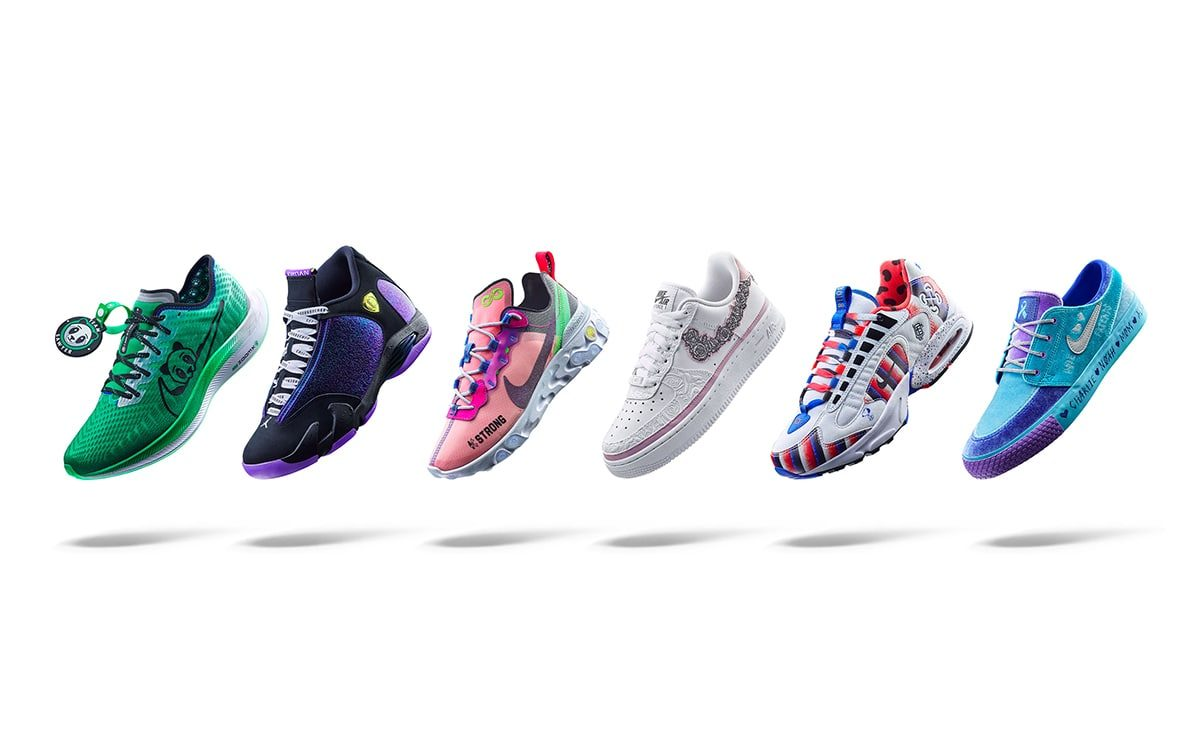 Nike Officially Unveil the 2019 Doernbecher Collection