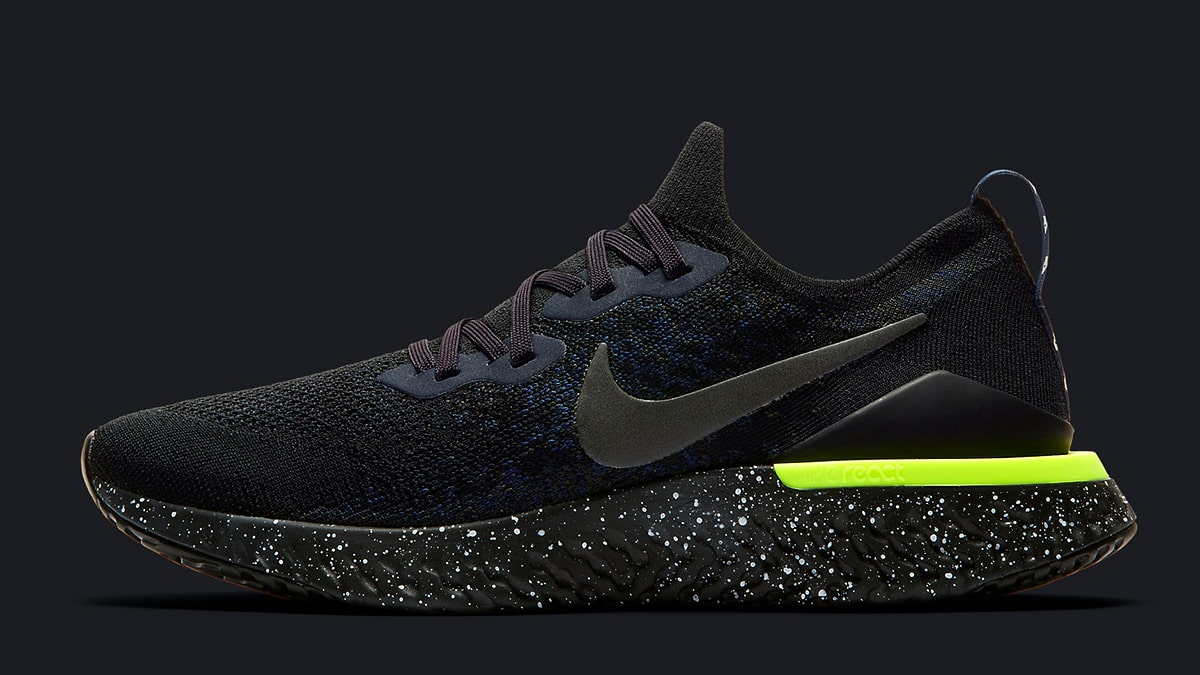 Intergalactic Epic React Flyknit 2s Are