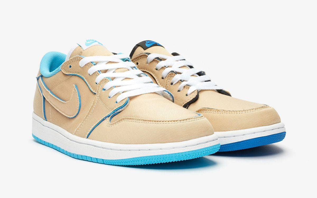 "Wear-Away Nike SB x Air Jordan 1 Low ""Desert Ore"" Honors Vintage Lance Mountain Moment"